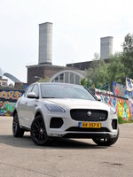 Wallpaper Jaguar E-Pace