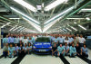 100,000th new VW Scirocco produced