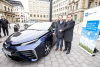 First Toyota Mirai sold in Germany