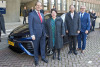 Toyota delivers first Mirai in Holland
