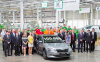 Skoda produces 100,000 Superb