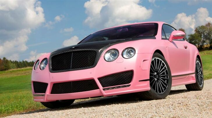 Bentley Continental GT (2007 - 2017)