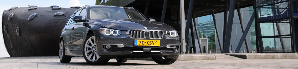 BMW 3-Series Touring (2012 - 2019)