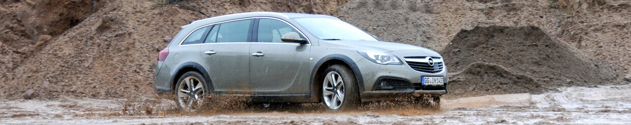 Vauxhall Insignia Sports Tourer (2008 - 2017)