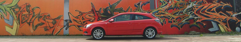 VauxhallAstra GTC (2005 - 2011)
