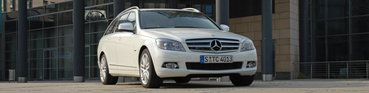 Mercedes-Benz C-Class Estate (2007 - 2014)