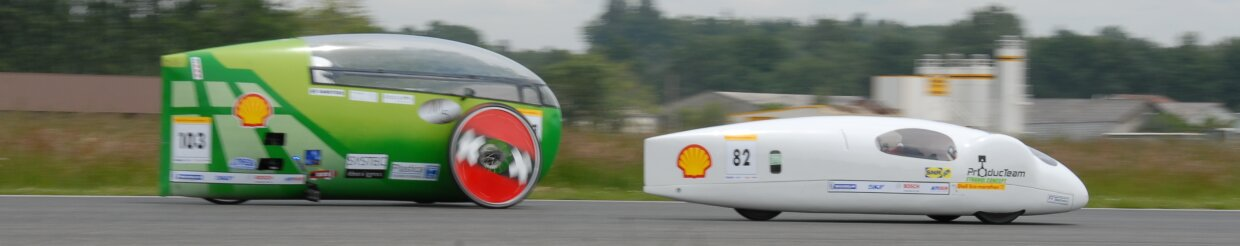 Shell Eco-Marathon 2008