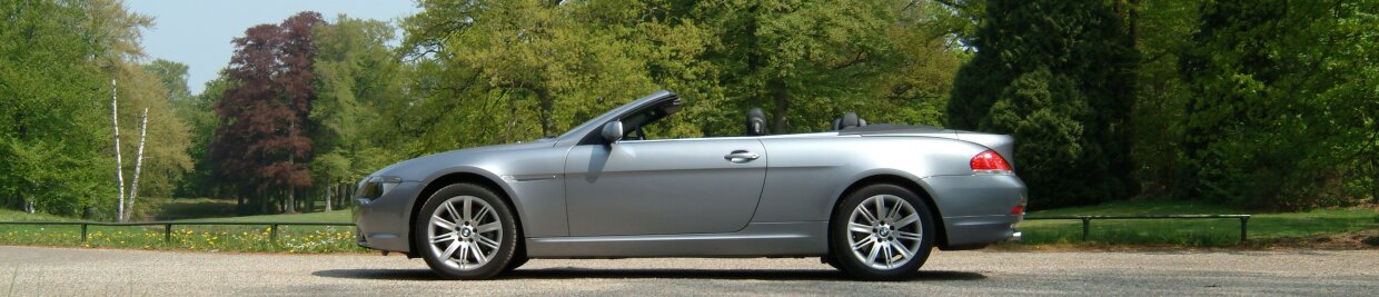 BMW 6-Series Convertible (2004 - 2011)