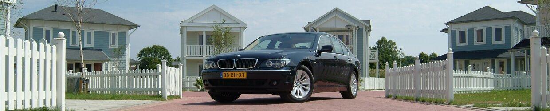 BMW 7-Series (2001 - 2008)