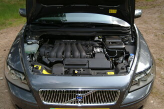 Volvo V50 Engine