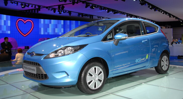 Ford Fiesta ECO