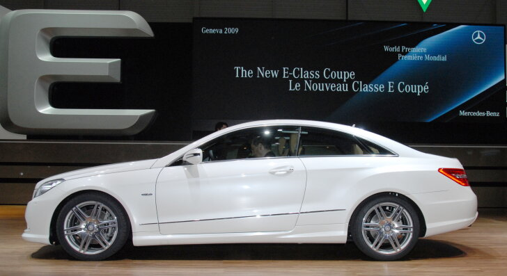 Mercedes-Benz E-Klasse Coupe