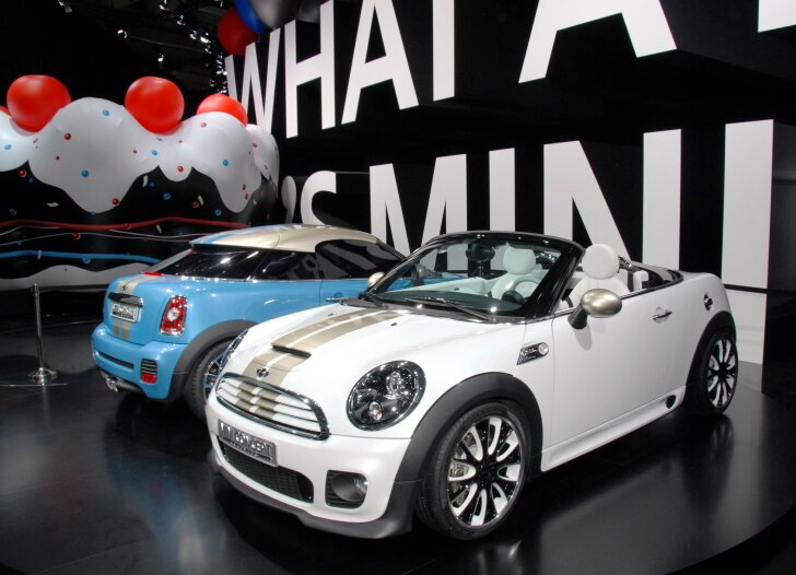 MINI Roadster / Coupe