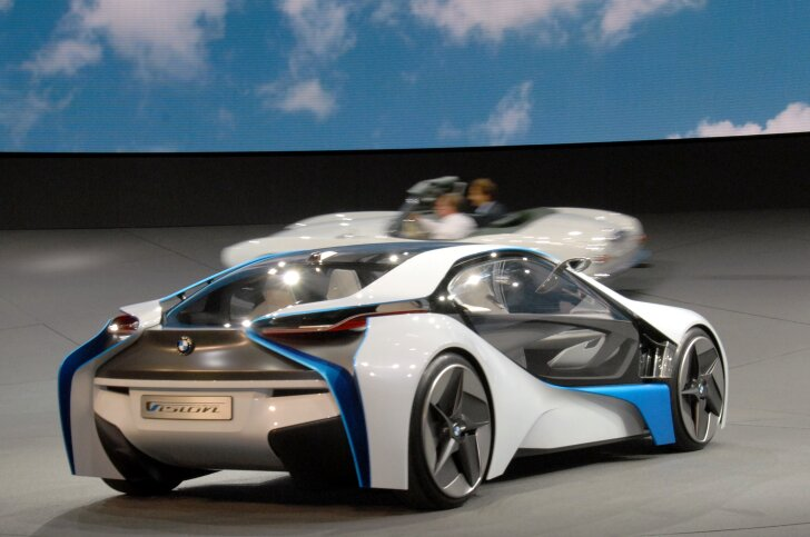BMW Vision EfficientDynamic