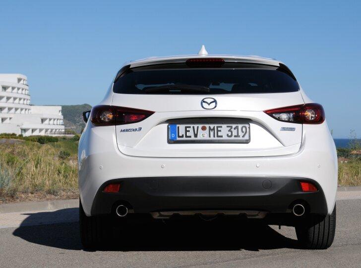 Autozine - Review: Mazda 3 (2013 - 2018)