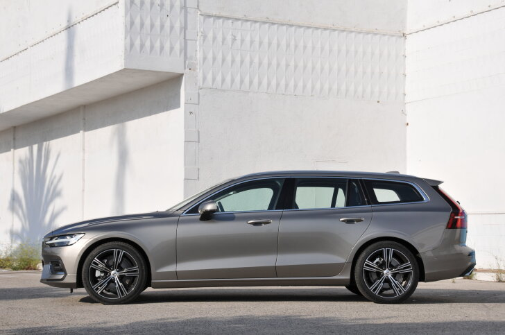 Autozine - Review: Volvo V60