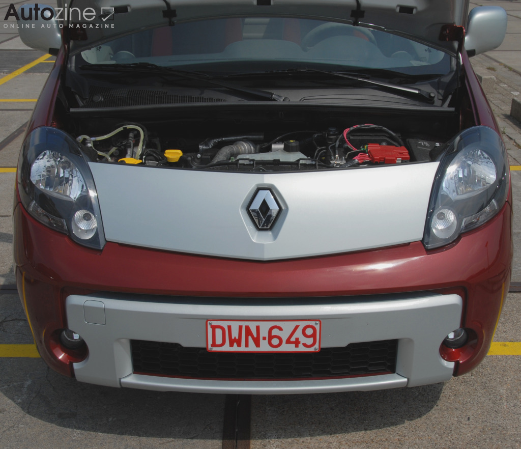Photos: Renault Kangoo Be Bop (9 / 9
