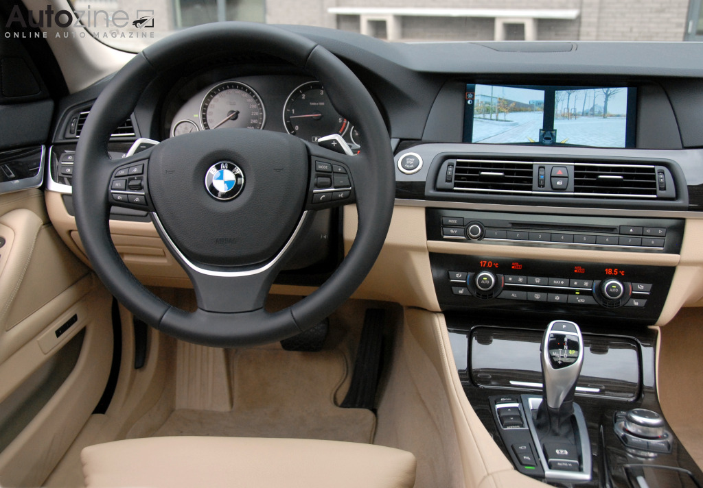 BMW 5-Series Touring (2010 - 2016)