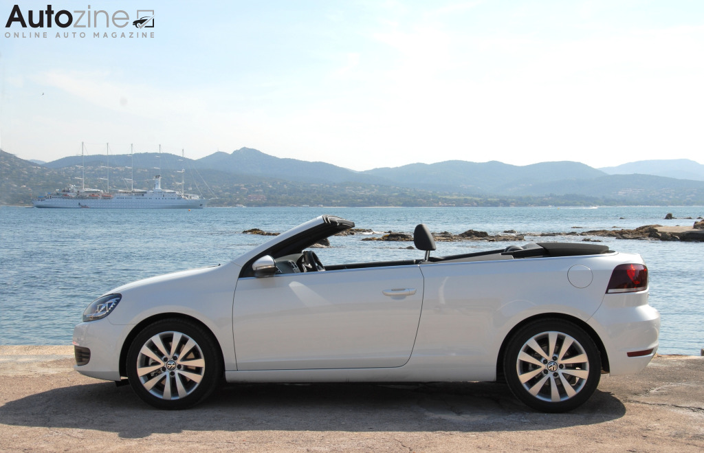 Volkswagen Golf Convertible