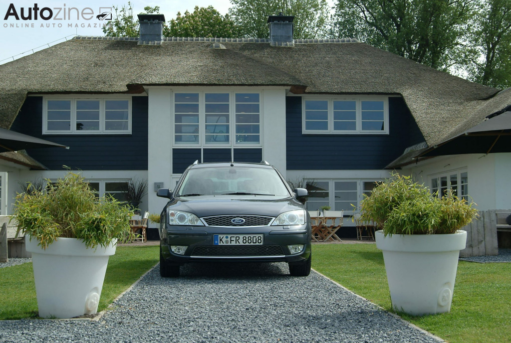 Ford Mondeo Wagon (1993 - 2007)