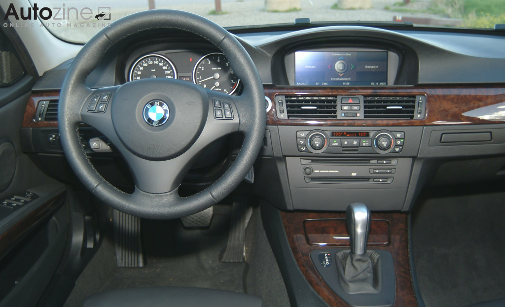 BMW 3-Series Touring (2005 - 2012)