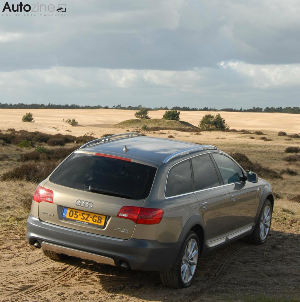 Photos: Audi A6 Allroad (2006
