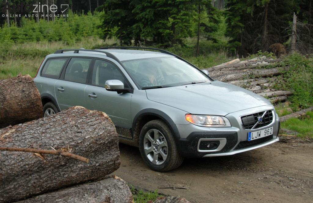 Autozine Photos Volvo Xc70 1 7