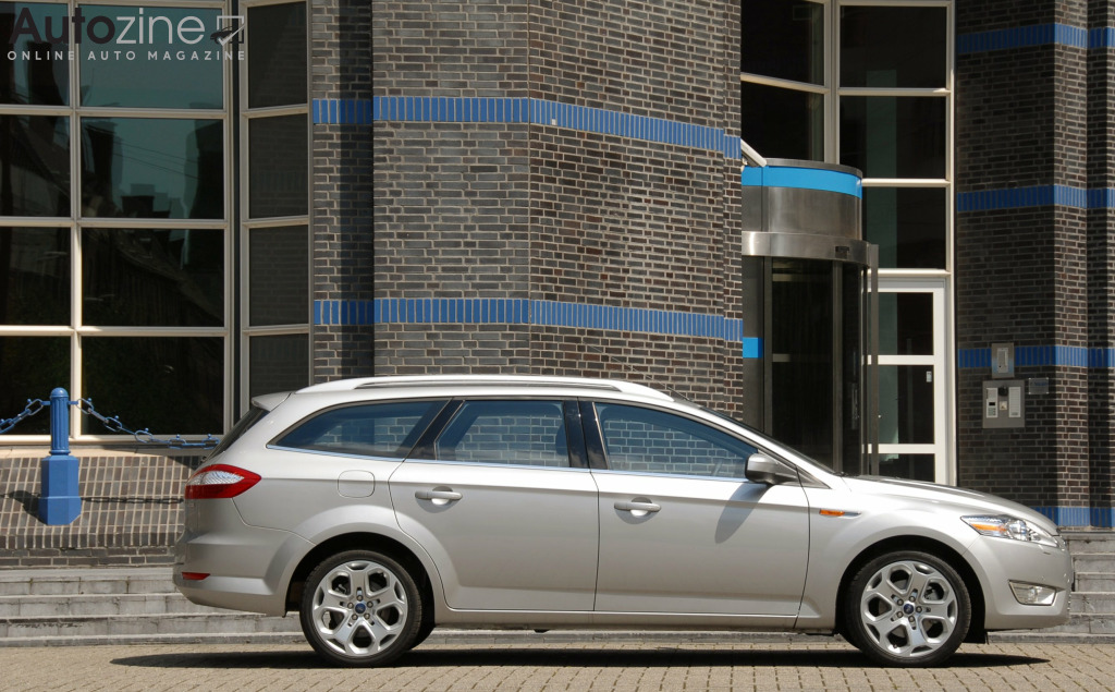 Ford Mondeo Wagon (2007 - 2014)